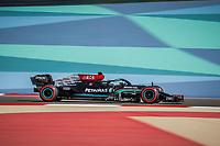 BOTTAS Valtteri (fin), Mercedes AMG F1 GP W12 E Performance, action during Formula 1 Gulf Air Bahrain Grand Prix 2021 from March 26 to 28, 2021 on the Bahrain International Circuit, in Sakhir, Bahrain <br /> 26/03/2021 <br /> Formula 1 Gp Bahrein <br /> Photo DPPI/Panoramic/Insidefoto <br /> Italy Only <br /> 26/03/2021 <br /> Formula 1 Gp Bahrein <br /> Photo DPPI/Panoramic/Insidefoto <br /> Italy Only