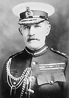 BNPS.co.uk (01202 558833)<br /> Pic: Pen&Sword/BNPS<br /> <br /> Pictured: General Sir Horace Smith-Dorrien (1858-1930), commander of the British II Corps and, from 26 December 1914, Second Army.<br /> <br /> Previously unseen accounts of the First World War Christmas Day truce from the German side have come to light over 100 years on.<br /> <br /> British historian Anthony Richards has pored over hundreds of German diaries to shed new light on the temporary ceasefire in 1914.<br /> <br /> The fascinating accounts include one by a soldier who described the truce as a 'miracle' and called enemy troops his 'brothers'.