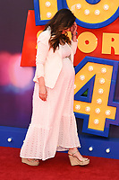 """LONDON, UK. June 16, 2019: Myleene Klass arriving for the """"Toy Story 4"""" premiere at the Odeon Luxe, Leicester Square, London.<br /> Picture: Steve Vas/Featureflash"""