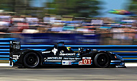 19 March 2011: The #01 HPD ARX-01e o David Brabham, Simon Pagenaud and Marina Franchitti is shown in action during the 12 Hours of Sebring, Sebring Internatonal Raceway, Sebring, FL. (Photo by Brian Cleary/www.bcpix.com)