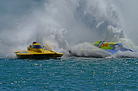 """Frame 29: Andrew Tate, H-300 """"Pennzoil"""", Donny Allen, H-14 """"Legacy 1""""       (H350 Hydro)"""