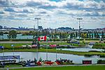TORONT,CANADA-SEP 14: Track scene at Woodbine Race Track on September 14,2019 in Toronto,Ontario,Canada. Kaz Ishida/Eclipse Sportswire/CSM