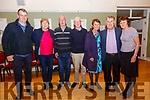 Ceile: Attending the ceile at Kerry Writers Museum, Listowel on Sunday last were Noel & Philomena Cronin, Joe Enright, Tom Ahern, Marie O'Donnell, Thomas O'Connor & Emer Hogan.