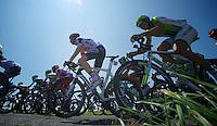 Marcel Sieberg (DEU) wooshing by<br /> <br /> Tour de France 2013<br /> stage 13: Tours to Saint-Amand-Montrond, 173km