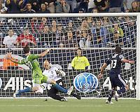 New England Revolution vs Seattle Sounders FC October 01 2011