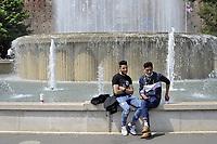 - Milan, Castle Square<br /> <br /> - Milano, Piazza Castello