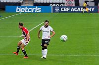 São Paulo (SP), 13/12/2020 - CORINTHIANS-SAOPAULO - Corinthians e São Paulo partida válida pela 25ª rodada do Campeonato Brasileiro 2020, na Neo Química Arena, neste domingo (13).