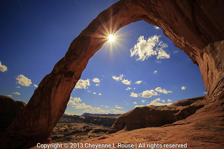 Corona Starburst - Moab - Utah