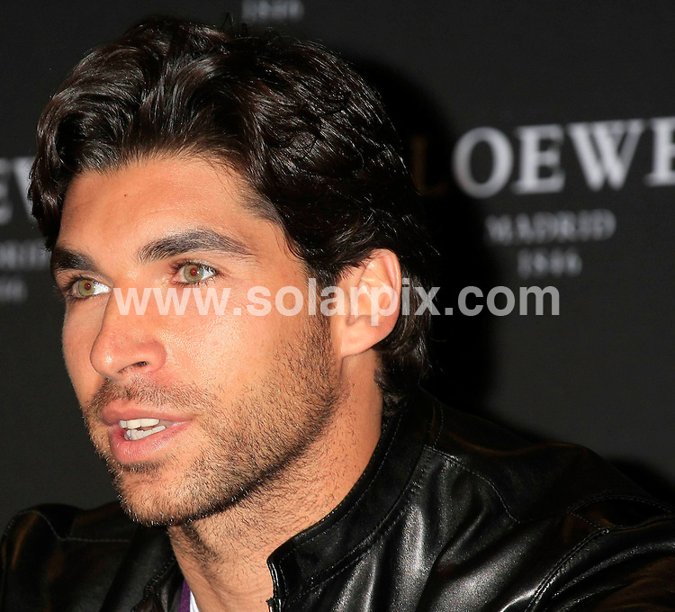 **ALL-ROUND PICTURES FROM SOLARPIX.COM**.**WORLD SYNDICATION RIGHTS EXCEPT BELGIUM, GERMANY, HOLLAND, SCANDINAVIA, SOUTH AMERICA, SPAIN, & USA**.Spainish Bullfighter Cayetano Rivera takes a break from bullfighting and launches the New Loewe Fragrance in Madrid, Spain. 16 December 2009. .This pic: Cayetano Rivera..JOB REF: 10408 SKX      DATE: 16_12_2009  .**MUST CREDIT SOLARPIX.COM OR DOUBLE FEE WILL BE CHARGED**.**MUST NOTIFY SOLARPIX OF ONLINE USAGE**.**CALL US ON: +34 952 811 768 or LOW RATE FROM UK 0844 617 7637**
