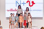 Nieves Alvarez and Belen Villalobos during the Madrid Kids fashion week 2016. 22,06,2016. (ALTERPHOTOS/Rodrigo Jimenez)