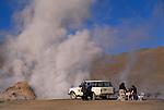 Tourists Atacama Desert Chile