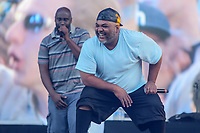 De La Soul performs at the Festival d'ete de Quebec (Quebec City Summer Festival) Thursday July 16, 2015.