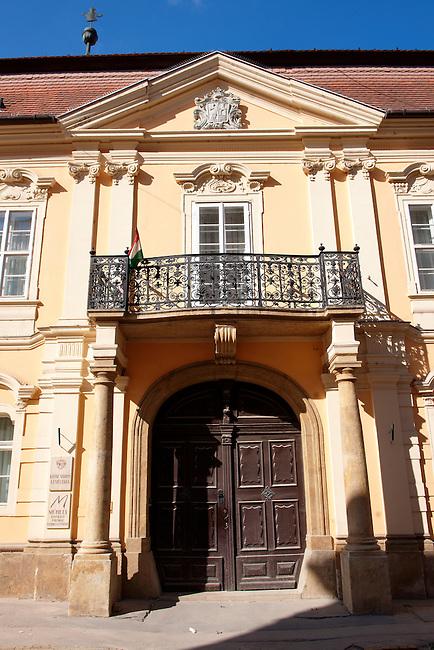 Old Baoroque Town Hall - ( Gy?r )  Gyor Hungary