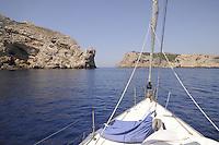 - Sardegna, capo Caccia (Alghero)<br /> <br /> - Sardinia, cape Caccia (Alghero)