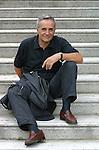 Venice, 1 settembre 2002. Mostra Internazionale  d'Arte Cinematografica di Venezia,Venice International Film Festival. Marco Bellocchio