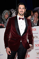 Graziano di Prima<br /> arriving for the National TV Awards 2019 at the O2 Arena, London<br /> <br /> ©Ash Knotek  D3473  22/01/2019