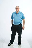 NWA Democrat-Gazette/BEN GOFF @NWABENGOFF<br /> Steve Haaser of Fort Smith Southside, volleyabll coach of the year, poses for a photo Wednesday, Nov. 28, 2018, at the Northwest Arkansas Democrat-Gazette studio in Springdale.