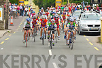 The u12's pass through Beaufort village during the Kerry Youth Cycling tour in Beaufort on Saturday   Copyright Kerry's Eye 2008