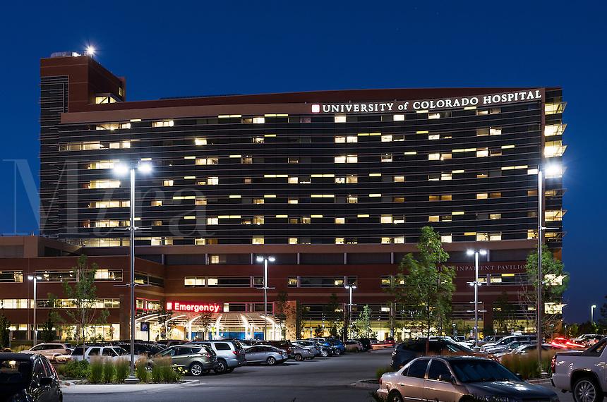 University of Colorado Hospital,  Aurora, Colorado, USA