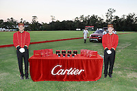 Houston Polo Club Men's 12 Goal Tournament sponsered by Cartier