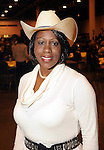 Ms. T.J. Baker Holm at the 17th Annual Black Heritage Western Gala at the Reliant Center Saturday Jan. 30,2010.(Dave Rossman Photo)