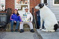 Carlos Arredondo and family - Marathon Bombing - Guy with Cowboy Hat - Roslindale, Boston, MA - 31 M