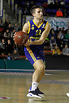 Herbalife Gran Canaria's Xavi Rabaseda during Eurocup, Top 16, Round 2 match. January 10, 2017. (ALTERPHOTOS/Acero)