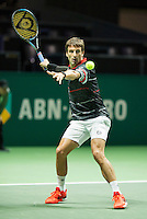 Rotterdam, The Netherlands, Februari 9, 2016,  ABNAMROWTT, Tommy Robredo (ESP)<br /> Photo: Tennisimages/Henk Koster