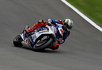 Peter Hickman (60) of Smiths Racing BMW during 2nd practice in the MCE BRITISH SUPERBIKE Championships 2017 at Brands Hatch, Longfield, England on 13 October 2017. Photo by Alan  Stanford / PRiME Media Images.