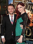 Chris Hardwick and Chloe Dykstra<br />  at The Focus Features L.A. Premiere of The World's End held at The Cinerama Dome in Hollywood, California on August 21,2013                                                                   Copyright 2013 Hollywood Press Agency