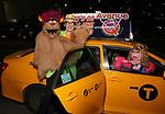 'Avenue Q' 15th anniversary Taxi Cab