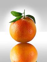 Fresh whole Red Grapefruit