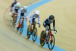 Leung Wing Yee of the Ligne 8- CSR competes in Women Elite - Omnium I Scratch 7.5KM during the Hong Kong Track Cycling National Championship 2017 on 25 March 2017 at Hong Kong Velodrome, in Hong Kong, China. Photo by Chris Wong / Power Sport Images