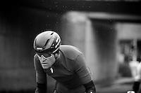 Greg Van Avermaet (BEL/BMC) in the rain<br /> <br /> 71st Dwars door Vlaanderen (1.HC)