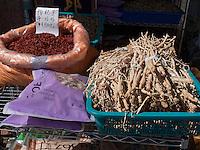 Medizinmarkt in Daegu, Provinz,Gyeongsangbuk-do , Südkorea, Asien<br /> medicine market  in Daegu,  province Gyeongsangbuk-do, South Korea, Asia