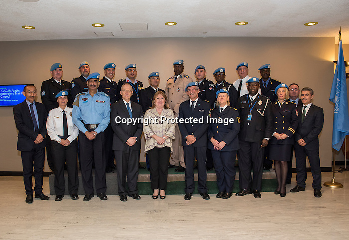 heads of police component conference photo up