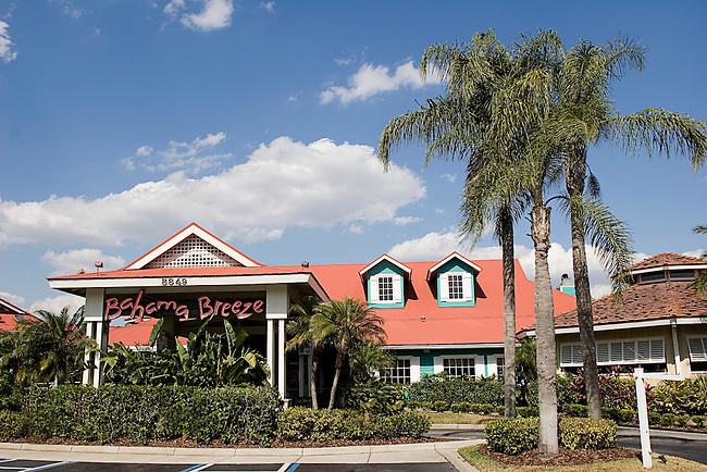 Bahama Breeze Restaurant, International Drive, Orlando, Florida