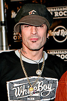 Tommy Lee, of The Motley Crew 9/18/06, Photo by Steve Mack/PHOTOlink