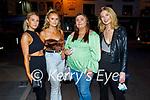 Enjoying the evening in Killarney on Saturday, l to r: Zara Blackwell (Kilcummin), Enya Guerin (Rathmore), Rachel Clifford (Kilcummin) and Simone O'Shea (Beaufort).