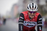 John DEGENKOLB (DEU/Trek-Segafredo) returning from sign-on<br /> <br /> 103rd Ronde van Vlaanderen 2019<br /> One day race from Antwerp to Oudenaarde (BEL/270km)<br /> <br /> ©kramon
