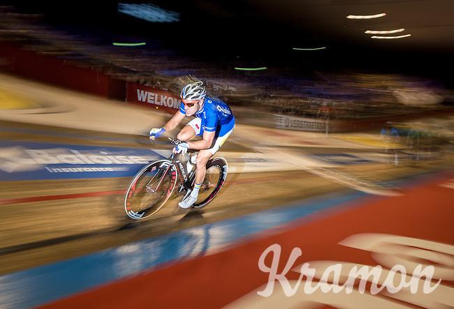 Kenny De Ketele (BEL/Topsport Vlaanderen-Baloise)<br /> <br /> 2016 Gent 6<br /> day 5