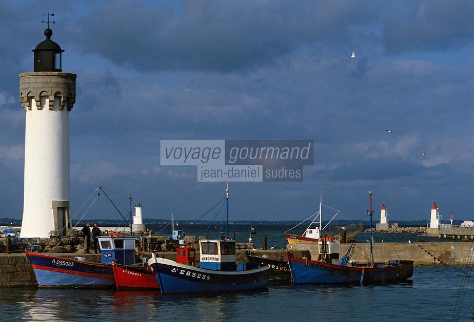 Europe/France/Bretagne/56/Morbihan/Quiberon: Port-Haliguen