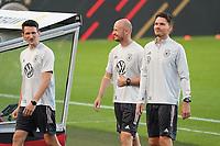 Trainerstab Deutsche Nationalmannschaft - Stuttgart 05.09.2021: Deutschland vs. Armenien, Mercedes-Benz Arena Stuttgart