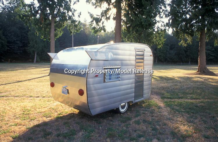 Shasta vintage travel trailer