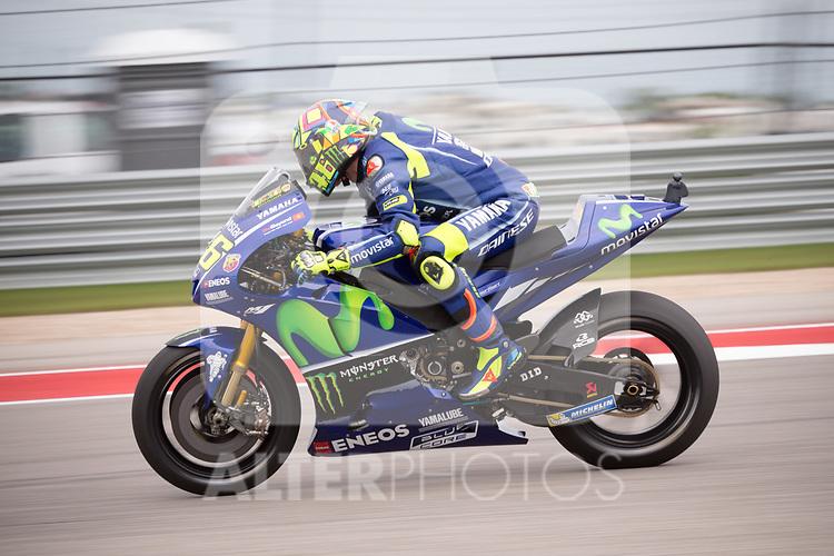 VALENTINO ROSSI - ITALIAN - MOVISTAR YAMAHA MotoGP - YAMAHA