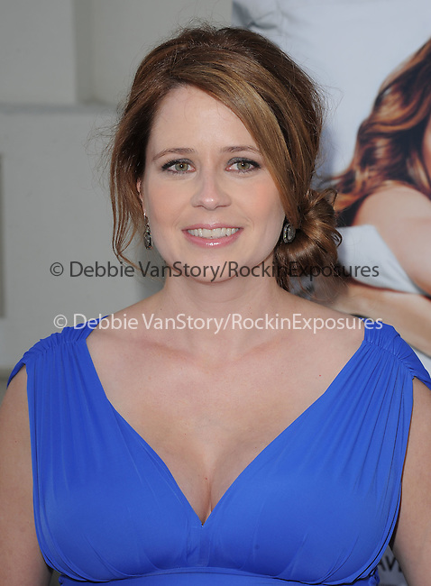 "Jenna Fischer  attends the L.A. Premiere of ""A Little Help"" held at Sony Pictures Studios in Culver City ,California on July 14,2011                                                                               © 2011 DVS / Hollywood Press Agency"