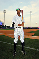 Staten Island Yankees outfielder Mason Williams (59) prior to game against the Connecticut Tigers at Richmond County Bank Ballpark at St. George in Staten Island, NY July 07, 2011. Yankees won 4-3 in 10 innings.  Photo By Tomasso DeRosa/ Four Seam Images