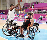 Johnathan Vermette, Lima 2019 - Wheelchair Basketball // Basketball en fauteuil roulant.<br />