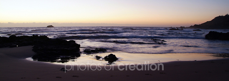 Sunrise at Oxley Beach - Port Macquarie NSW