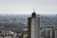 - Milan, the city's panorama from the 31st floor of the Pirelli skyscraper, headquarters of Lombardy Region Authority; skyscraper of Repubblica square<br /> <br /> - Milano, panorama della citt? dal 31mo piano del grattacielo Pirelli, sede della Regione Lombardia; grattacielo di piazza Repubblica